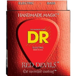Image for RDB45 Red Devils Medium Electric Bass 4 String Set (45-105) from SamAsh