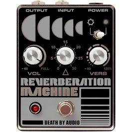 Image for Reverberation Machine Effect Pedal from SamAsh