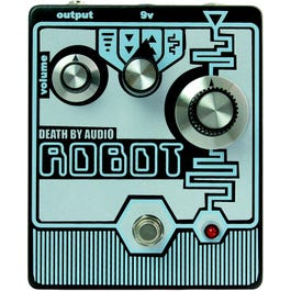 Image for Robot 8-Bit Transposer and Fuzz Effects Pedal from SamAsh