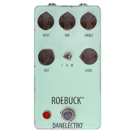 Image for Roebuck Distortion Guitar Effect Pedal from SamAsh