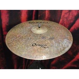 """Istanbul Mehmet Mehmet 22"""" Origin Dark Ride Cymbal"""