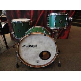 Sonor SQ1 3-Piece Drum Set (Roadster Green)
