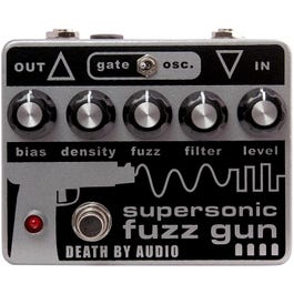 Image for Supersonic Fuzz Effect Pedal from SamAsh