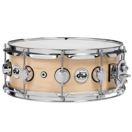 Image for Collector's Series Satin Oil Maple Snare Drum from SamAsh