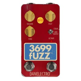 Image for 3699 Fuzz Guitar Effect Pedal from SamAsh