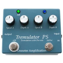 Image for TRM-PS Tremulator PS Effect Pedal from SamAsh