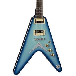Image for V 79 Blue Burst Electric Guitar from SamAsh