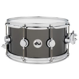 Image for Collector's Series Black Nickel over Brass Snare Drum from SamAsh