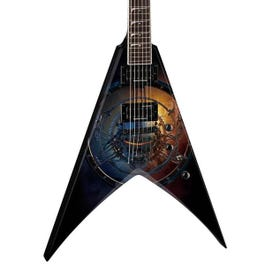 Image for Dave Mustaine VMNT Maxwheel Electric Guitar from SamAsh