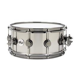 Image for Collector's Series Black Titanium Snare Drum from SamAsh