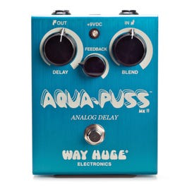 Image for Aqua Puss Analog Delay Guitar Effects Pedal from SamAsh