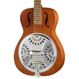 Image for Hound Dog Round Neck Resonator Acoustic Guitar from SamAsh