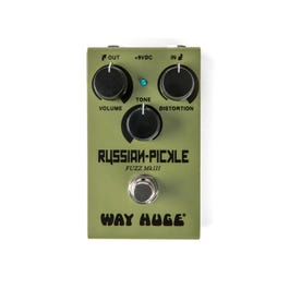 Image for Smalls Russian-Pickle Fuzz Guitar Effects Pedal from SamAsh