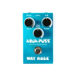 Image for Smalls Aqua-Puss Analog Delay Guitar Effects Pedal from SamAsh