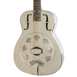 Image for Hound Dog M-14 Metal Body Resonator Acoustic Guitar from SamAsh
