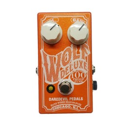 Image for Wolf Deluxe Fuzz Effect Pedal from SamAsh