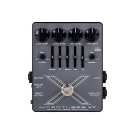 Image for Microtubes X7 Distortion Bass Effects Pedal from SamAsh