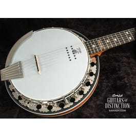 Image for B-6AE Boston 6-String Acoustic-Electric Banjo from SamAsh