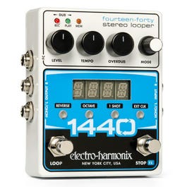 Image for 1440 Stereo Looper Guitar Effect Pedal from SamAsh
