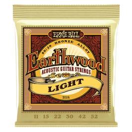 Image for 2004 Earthwood Light Acoustic Guitar Strings (11-52) from SamAsh