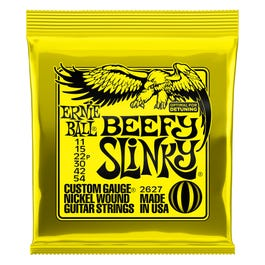 Image for 2627 Beefy Slinky Electric Guitar Strings (11-54) from SamAsh