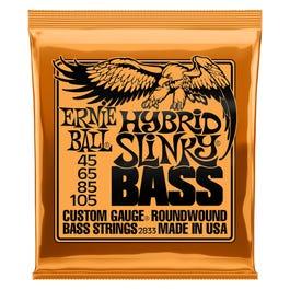 Image for 2833 Hybrid Slinky Electric Bass 4 String Set (45-105) from SamAsh