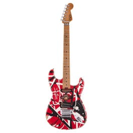 Image for Striped Series Frankie Electric Guitar from SamAsh