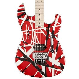 Image for Striped Series Electric Guitar from Sam Ash
