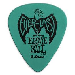 Image for Everlast Guitar Picks, 12 Pack, 2.0mm from SamAsh