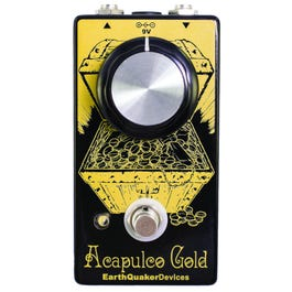 Image for Acapulco Gold V2 Power Amp Distortion Guitar Effects Pedal from SamAsh
