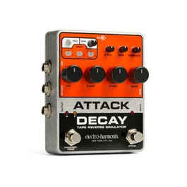 Image for Attack Decay Tape Reverse Simulator Guitar Effects Pedal from SamAsh