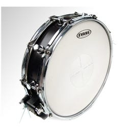 Image for Coated Power Center Snare Drum Head from SamAsh