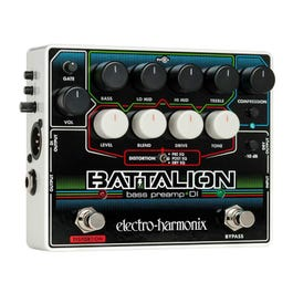 Image for Battalion Bass Preamp & DI Pedal from SamAsh