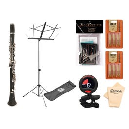 Image for CL100 Student Bb Clarinet Outfit Pack with Accessories from SamAsh