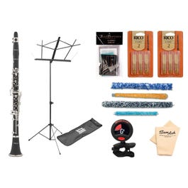 Image for CL290 Premium Student Clarinet Outfit Pack with Accessories from SamAsh