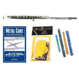 Image for FL100 Student Flute Outfit Pack with Accessories from SamAsh