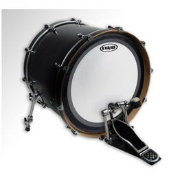 """Image for EMAD Bass Drum Head - Coated - 24"""" from SamAsh"""