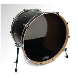 "Image for 22"" Retro Screen Resonant Bass Drum Head from SamAsh"