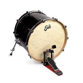 Image for Coated EQ4 Batter Bass Drum Head from SamAsh