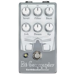 EarthQuaker Devices Bit Commander V2 Synthesizer Guitar Effects Pedal