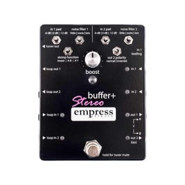 Image for Empress Buffer+ Stereo I/O Interface Boost Pedal from SamAsh