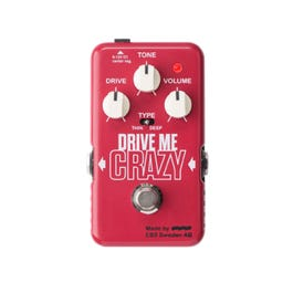 Image for Drive Me Crazy Distortion/Overdrive Pedal from SamAsh