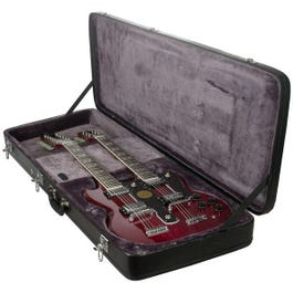 Image for EDOBL Double Neck Electric Guitar Case from SamAsh