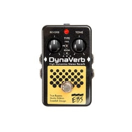 Image for DynaVerb Studio Edition Reverb Bass Effects Pedal from SamAsh