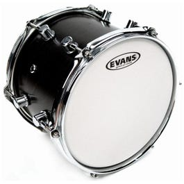 Image for White Coated Genera Heavy Duty Snare Drum Head from SamAsh