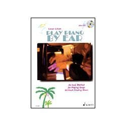 Image for Play Piano By Ear Book & CD from SamAsh