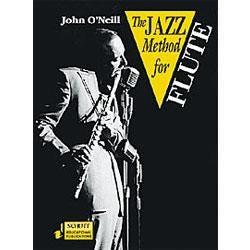 Image for Jazz Method for Flute (Book/CD) from SamAsh