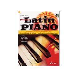 Image for Latin Piano Book & CD from SamAsh