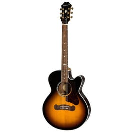 Image for J-200 EC Studio Parlor Acoustic-Electric Guitar from SamAsh