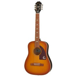 Image for Lil' Tex Travel Acoustic-Electric Guitar from SamAsh